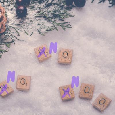 No to Christmas!